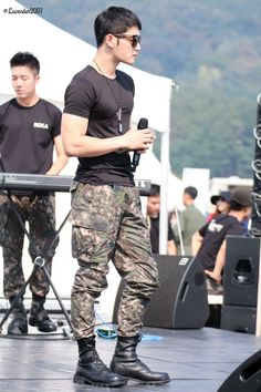 JYJ - Kim Jaejoong | 13th Ground Forces Festival
