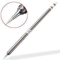T12-ILS Replace Solder Iron Tips Soldering Tips For HAKKO 942/950/951/952/202/203/204/206 Soldering