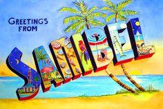 """Beautiful Seashell Filled Beaches""  Southwest Florida"
