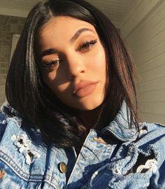 Kylie JennerPinterest : @maaaeva