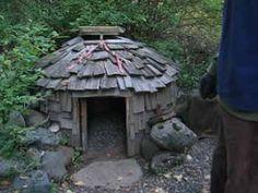 Dan Price, a modern day hobbit lives underground in Joseph, Oregon.