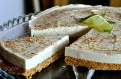 Mojito cheesecake by