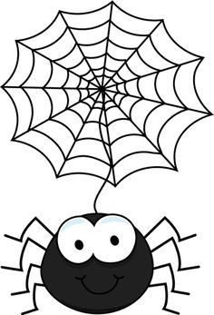 spiders dangling from web - Google Search                                                                                                                                                                                 More