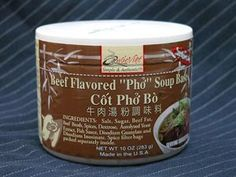 Quick Beef Pho Recipe with Quoc Viet Foods Pho Soup Base... There's got to be an Asian market in Alabama that sells this! I've been craving pho so bad!!!!