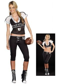 pinterest the worlds catalog of ideas - Halloween Costume Football