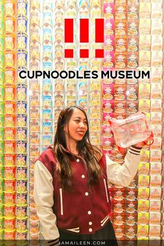 Seems wacky at first, but you'll love the CupNoodles Museum with its interactive exhibits — you'll get to make your own cup ramen too! // #Japan #Noodles Travel Pics, Asia Travel, Adventure Awaits, Adventure Travel, Cup Ramen, How To Make Ramen, Local Festivals, Together Lets, Packing Checklist