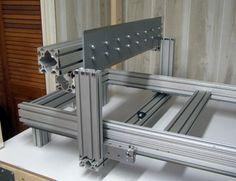 CNC Build Using 80/20 Aluminum