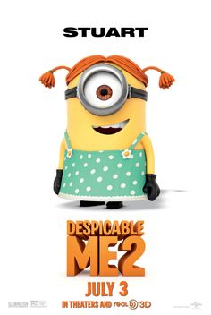 Despicable Me 2 - Stuart