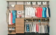 Small bedroom closets on pinterest bedroom closets small bedrooms and small closets - Keep your stuff organized with bedroom closet organizers ...