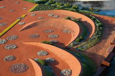 Royal Botanic Gardens asked Taylor Cullity Lethlean + Paul Thompson to design a new botanic garden features 40 hectares in Cranbourne, Victoria, Austral Urban Landscape, Landscape Design, Garden Design, Gardens Of The World, Public Space Design, Australian Garden, Urban Park, Garden Features, Parcs