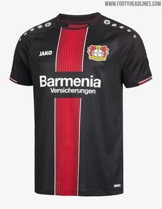 deb65d2a47b46 All 18-19 Bundesliga Kits - Overview Including Bayern