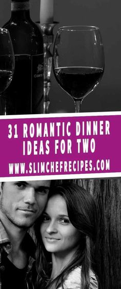 Romantic dinner don't have to be stressful. We have compiled an AWESOME list of first date dinner ideas for him or her. Imagine the perfect candlelight meal for two. @slimchefreipes.com
