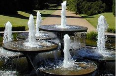 Water Garden Fountain