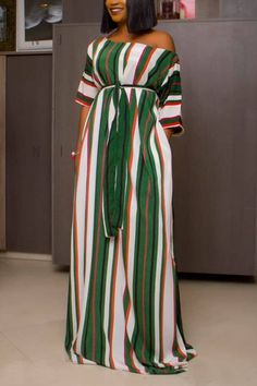 Latest African Fashion Dresses, African Dresses For Women, African Print Fashion, African Attire, Trend Fashion, Fashion Outfits, Dress Outfits, Fashion Fashion, Stylish Outfits