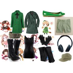 """Hetalia Female Germany"" by amyr98 on Polyvore"