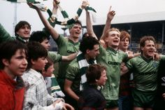 Celtic hammer St Mirren to clinch a dramatic title triumph in 1986 Old Firm, Celtic Fc, European Cup, Rare Pictures, One Team, Football Team, Manchester United, Glasgow, Derby