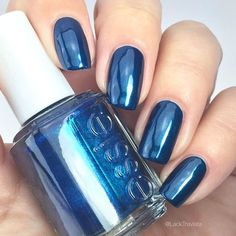 essie bell bottom blues by LackTraviata