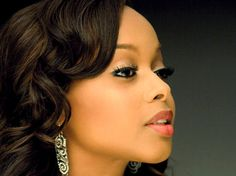 Chrisette Michele has an amazing vocal range.  She can be fun & flirty, rich & sultry, and even jazzy.
