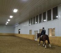 1000 images about horse barns on pinterest stables for Horse stable plans with living quarters