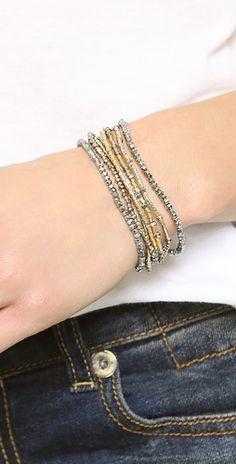 Chan Luu Layered Strand Bracelet | SHOPBOP