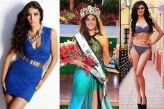 Wendolly Esparza Delgadillo is crowned Nuestra Belleza México 2014