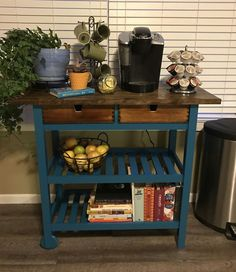 my beautiful ikea forhoja cart hack new drawer faces with. Black Bedroom Furniture Sets. Home Design Ideas