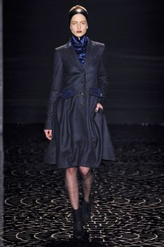 Pamella Roland Fall 2013 RTW Collection - Fashion on TheCut God, the coats!