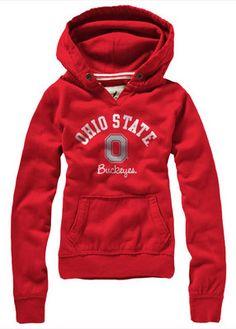 Ohio State Buckeyes League Women's University Hoodie