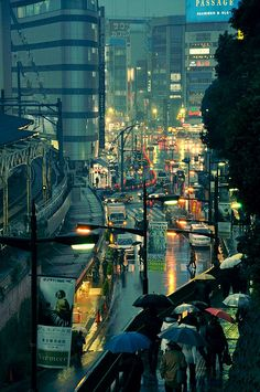 "dreams-of-japan: "" Ueno III by custommonkey on Flickr. """
