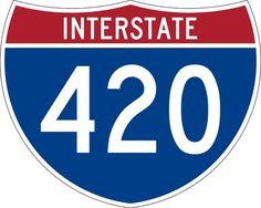 Interstate 420