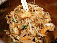 """This low calorie shrimp and bean sprout (""""noodles"""") stir fry, is under 150 calories. Lately, I've been eating several mini-meals through out the day, rather than a more typical meal plan, and it ..."""