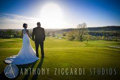 Cheryl and Joe at Crystal Springs.  #crystalsprings #wedding #mrandmrs #justmarried #weddingday #happycouple #aziccardi #anthonyziccardistudios