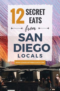 Don't miss out the 12 secret eats in San Diego on your Christmas Bucket List or Winter Bucket List - san diego things to do in, san diego vacation, san diego california san diego food San Diego Vacation, San Diego Travel, Moving To San Diego, Best Places To Travel, Cool Places To Visit, Vacation Destinations, Vacation Trips, Vacations, Vacation Places