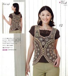 Blusas | Mi Rincon de Crochet | Página 11