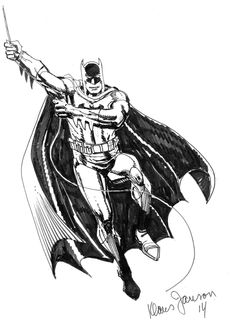 Batman by Klaus Janson