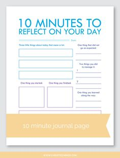 10 Minute Printable Guided Journal Pages — Christie Zimmer Bujo, Therapy Worksheets, Therapy Activities, Cbt Worksheets, Trauma, Journal Pages, Daily Journal Prompts, Work Journal, Nature Journal