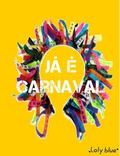 Pedidos pela nossa fanpage no facebook; Inbox e por e-mail. (contatolalyblue@gmail.com) www.facebook.com/lalybluelembrancascriativas #handmade #feitoamao #lalyblue #carnaval #blocos #fantasia #blocosdorio #tiara #acessórios #headband