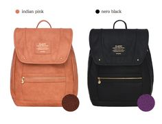 MochiThings.com: Classy Leather Backpack