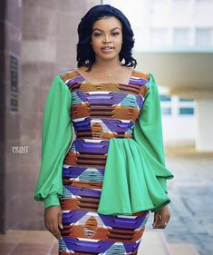Short African Dresses, African Blouses, Latest African Fashion Dresses, African Print Dresses, African Print Fashion, African Wear, African Lace, Lace Gown Styles, Ankara Dress Styles