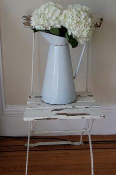 Vintage European Bistro Chair by maisondemichele on Etsy, $125.00