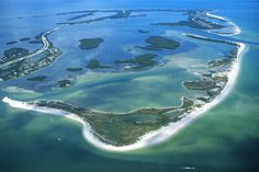 Shell Key, FL, near St. Pete.  Want my brother to take me here on the boat over Spring Break.