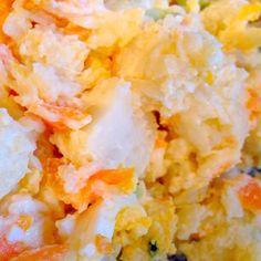 チビ〜ズ仕様にポテサラ作ってくれました - 72件のもぐもぐ - Potato salad❗ポテトサラダ by mom by honeybunnyb