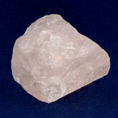 Raw Rose Quartz Gemstone