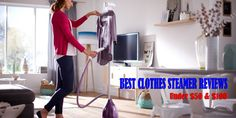 best clothes steamer