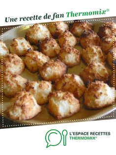 Rocher Coco Thermomix, Thermomix Desserts, Barbecue, Deserts, Gluten, Vegetables, Healthy, Ethnic Recipes, Robot