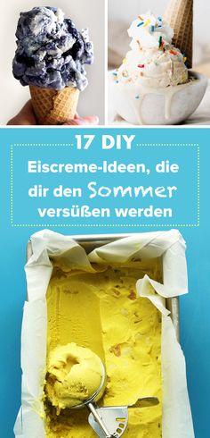 Damit du diesen Sommer auch genug Eis isst.