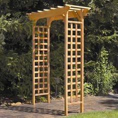 how to make an arbor - Google Search