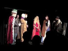 Throne of Games EPISODE 2 RECAP - by Bad Dog Theatre's improv group