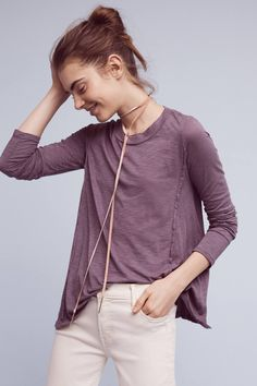 Shop the Backstage Tee and more Anthropologie at Anthropologie today. Read customer reviews, discover product details and more.
