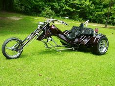 L & J Trike Engineering Corp. | We not only ride trikes, we build them
